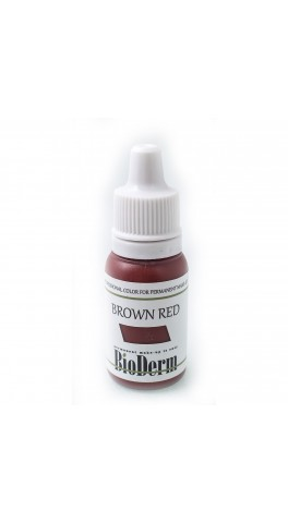 Пигмент для губ Brown red